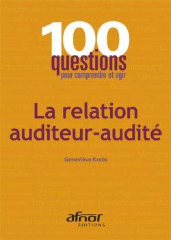 Couverture d'ouvrage: La relation Auditeur / Audité