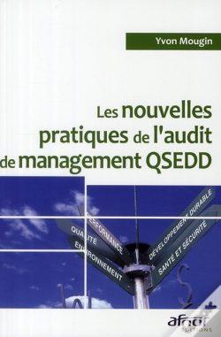 Couverture d'ouvrage: Les nouvelles pratiques de l'audit de management QSEDD