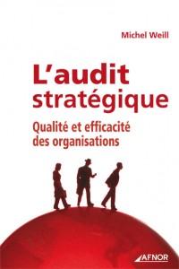 Couverture d'ouvrage: L'audit stratégique