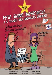Couverture d'ouvrage : Petit guide impertinent à l'usage de l'auditeur interne
