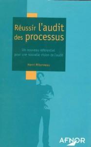 Couverture d'ouvrage: Réussir l'audit des processus