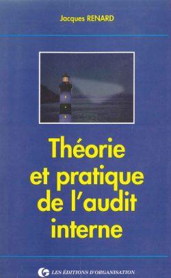 Couverture d'ouvrage: Théorie et pratique de l'audit interne