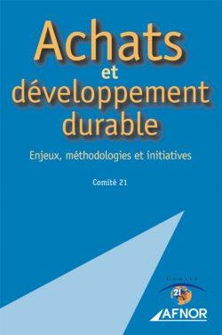 Achats et développement durable