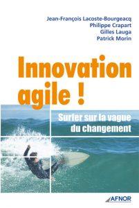 Couverture d'ouvrage: Innovation agile