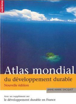 Couverture d'ouvrage: Atlas mondial du développement