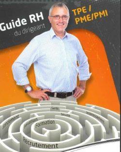 Couverture d'ouvrage: Guide RH du dirigeant