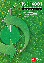 Couverture d'ouvrage: Iso 14001 : système de management environnemental