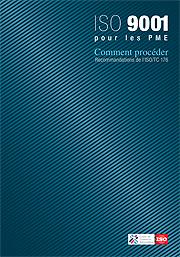 Couverture d'ouvrage: ISO 9001 pour les pme