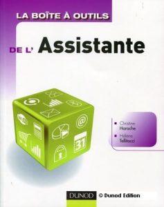 Couverture d'ouvrage: La boite à outils de l'assistante