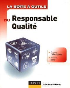 Couverture d'ouvrage: La boite à outils du Responsable Qualité
