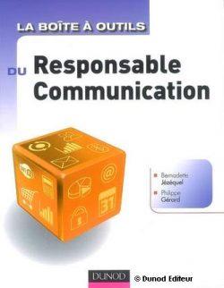La boite à outils du responsable communication