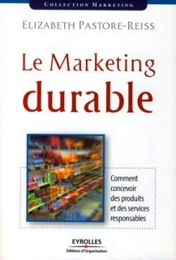 Couverture d'ouvrage: Le Marketing durable