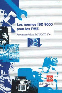 Couverture d'ouvrage: Les normes ISO 9000 pour les PME