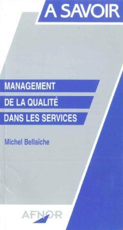 Management de la qualité dans les services