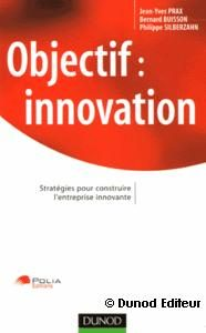 Couverture d'ouvrage : Objectif : innovation