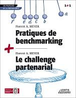 Couverture d'ouvrage: Pratiques de benchmarking