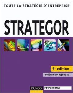 Couverture d'ouvrage: Strategor