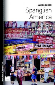 Couverture d'ouvrage : Spanglish Americana