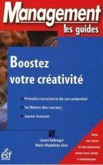 Couverture d'ouvrage: Boostez votre créativité