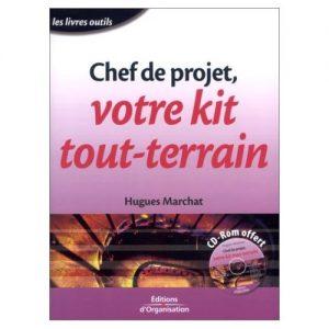 Couverture d'ouvrage: Chef de projet, votre kit tout-terrain