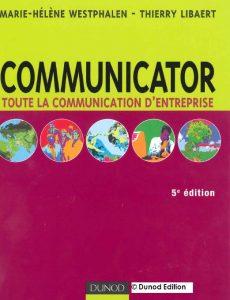 Couverture d'ouvrage: Communicator