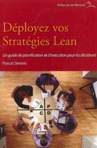Couverture d'ouvrage: Déployez vos stratégies Lean