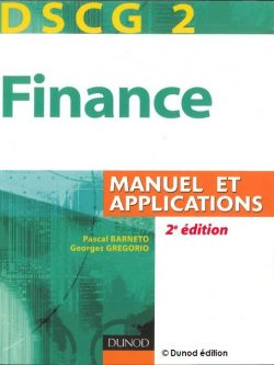 Manuel d'application : Finance