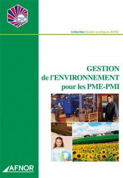 Couverture d'ouvrage: Gestion de l'Environnement pour les PME-PMI