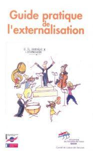 Couverture d'ouvrage: Guide pratique de l'externalisation