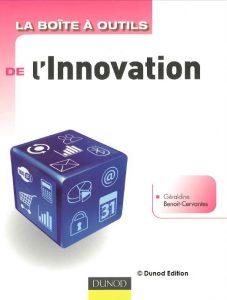 Couverture d'ouvrage: La boîte à outils de l'Innovation