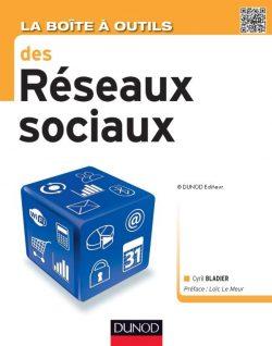 Couverture d'ouvrage: La boite à outils des réseaux sociaux