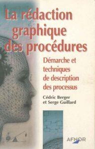 Couverture d'ouvrage: La rédaction graphique des procédures