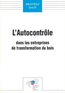 Couverture d'ouvrage: L'Autocontrôle