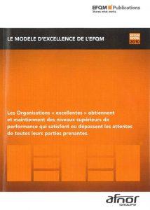 Couverture d'ouvrage: Le modèle d'excellence de l'EFQM