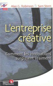 Couverture d'ouvrage: L'entreprise créative