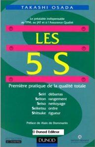 Couverture d'ouvrage: Les 5 S