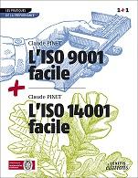 Couverture d'ouvrage: L'ISO 9001 facile