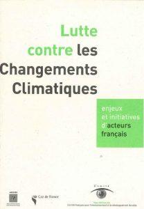 Couverture d'ouvrage: Lutte contre les changements climatiques