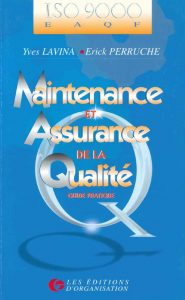 Couverture d'ouvrage: Maintenance et assurance de la Qualité
