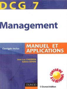 Couverture d'ouvrage: Manuel d'application
