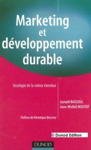 Couverture d'ouvrage: Marketing et développement durable