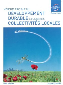 Couverture d'ouvrage: Mémento pratique du développement durable à l'usage des collectivités locales