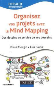 Couverture d'ouvrage: Organisez vos projets avec le Mind Mapping