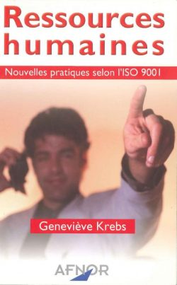 Couverture d'ouvrage : Ressources Humaines