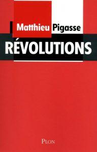 Couverture d'ouvrage: Révolutions
