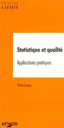 Couverture d'ouvrage: Statistique et qualité