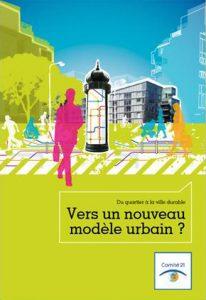 Couverture d'ouvrage: Vers un nouveau modèle urbain