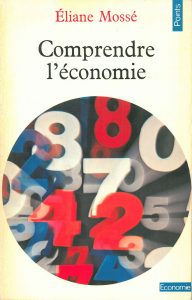 Couverture d'ouvrage: Comprendre l'économie
