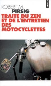 Couverture d'ouvrage: Traité du zen et de l'entretien des motocyclettes