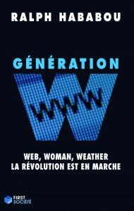 Couverture d'ouvrage: Génération W